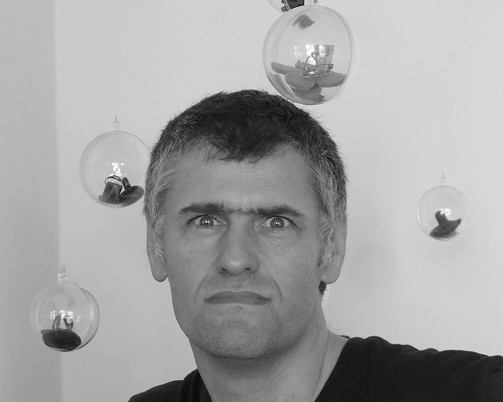 My friend Mário Roberto