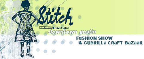 Stitch Austin applications are online!