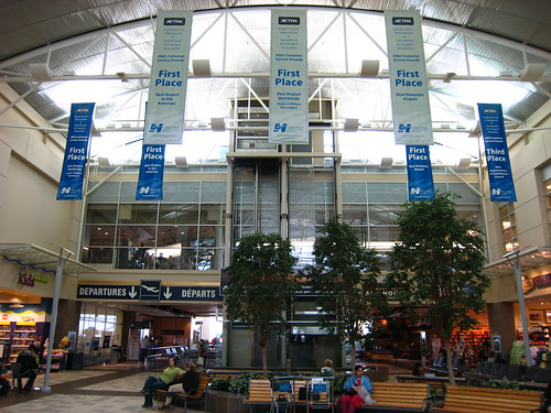 Halifax Airport - World's Best Airport