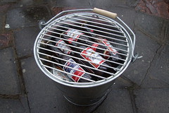 BBQ Bucket - filled with essentials