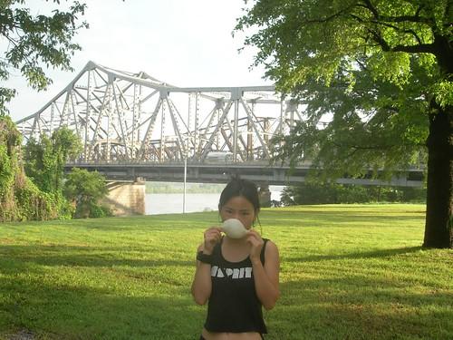 I-55 Bridge over Mississippi in Memphis