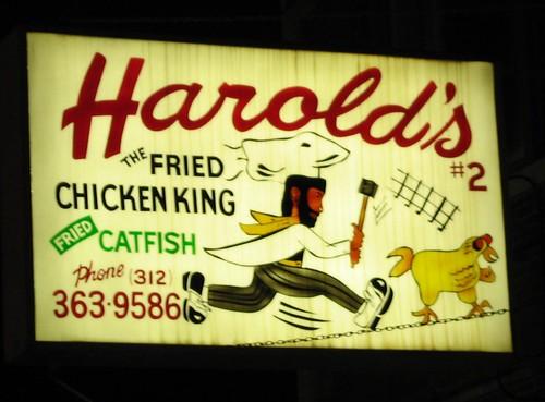 Harold's #2