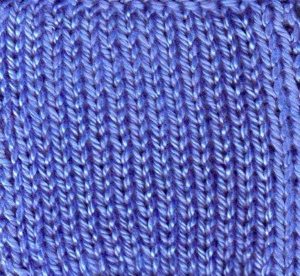 Super Crafty yarn swatch -- CRAFT by Vickie Howell