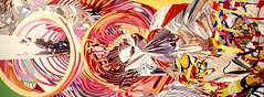 James Rosenquist (laughlin) Tags: art rosenquist
