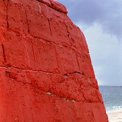 Red Blockhaus