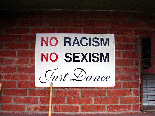 No Sexism, No Racism - Just Dance