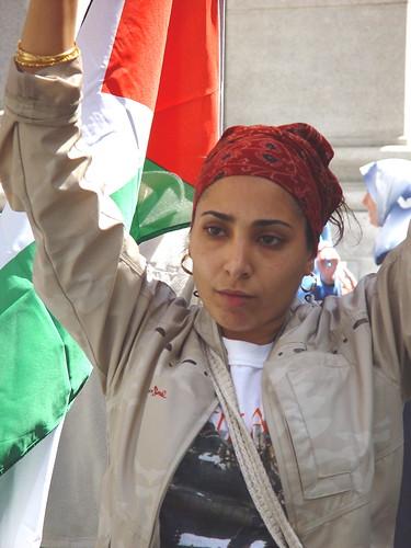 protest for palestine: san francisco, spring 02