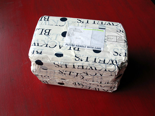 Blackwell's parcel by ark