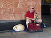 Another Lazy Day (Cyron) Tags: 2004 geotagged photo australia brisbane saxaphone queensland busker cyron queenstreetmall guidedog auspctagged geolat2747 geolon1530247