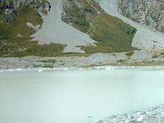 An Icy Pond (Ohad) Tags: tekapo mountain cook
