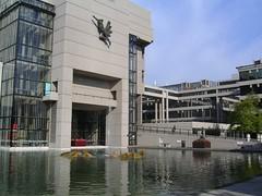 Leeds University Campus