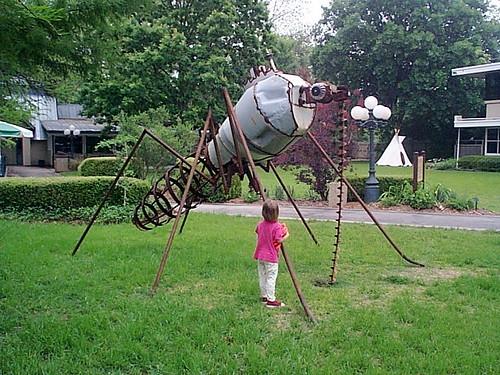 Mosquitos gigantes