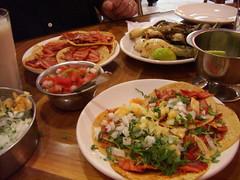 Yummy tacos!
