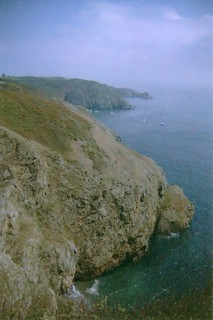 Channel Islands - Sark 05 - Looking south from the path out of Havre Gosslin
