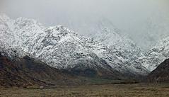 Chino Canyon Snow