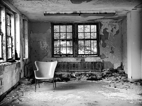 Greystone Mental Hospital, NJ | Flickr - Photo Sharing!