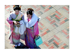 Tiffany & Co (Nachosan) Tags: travel japan tokyo 日本 nippon kimono tiffany nihon nachosan perfectingladolcevita itsonginvite itsongnikon4500 日本国 nikonstunninggallery angkorsingle
