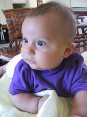 Stunned mullet (GeoWombats) Tags: baby 2004 patrick september interestingness245 i500 hannapatricksaraphotos