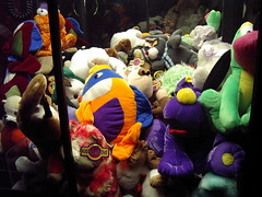Stuffed Animal Game (by Tweek)