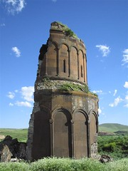 The Armenian St Pirkitch Church (Redeemer), Ani, Kars, Turkey (Efendi) Tags: ani kars templom church rmny armenianheritage armenianchurch turquie trkei trkiye trkorszg turkey keresztnysg christianity armenian tirkiye