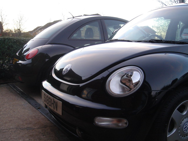 vw volkswagen beetle new