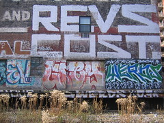REVS COST (finn) Tags: nyc graffiti revs cost highline