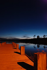 nightdock (Mark Strozier) Tags: lake color nature night georgia juliette macon macongeorgia downtownmaconga