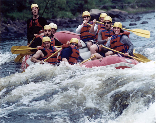 Rafting - River Rouge by Ken Curtis, on Flickr