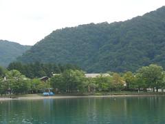2004_0824_100942AA (Akina Nakamori) Tags:     japan lake touhoku aomori towadako 2004
