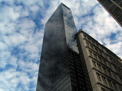 Millennium Hilton by strangnet, on Flickr