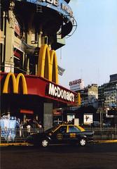 Last months of the Menem economy (drl.) Tags: argentina buenosaires findleastinteresting mcdonalds globalization canonae1 praiseandcurseofthecity fastfoodplanet purged purge145