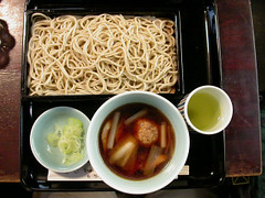 Japanese Soba (buckwheat) noodle (psyt) Tags: food japan tokyo duck   soba  noodle orkut leek buckwheat        nikonstunninggallery