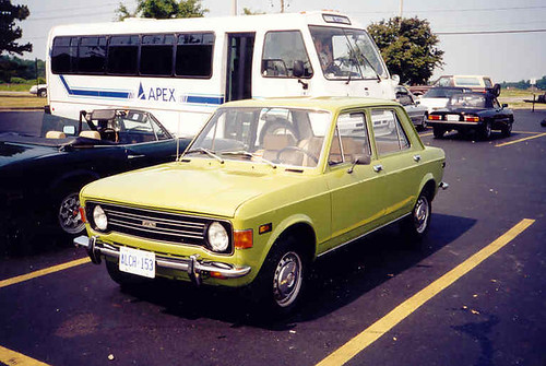 Fiat 128 by Sherlock77 (James), on Flickr