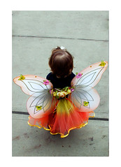 urban fairy (Nachosan) Tags: portrait halloween children child fantasy lovely nachosan nikonstunninggallery blackribbonicon