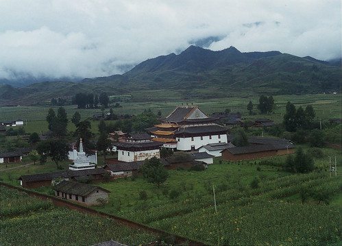 Yongning monastery
