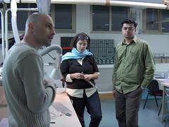lab discussions (haiyan) Tags: idii yaniv hayat vinay lab