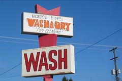 Monroe Street Wash and Dry