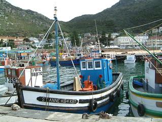 cape town kalk bay harbour