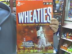 Wheaties Box