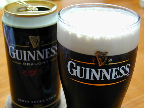Guinness and Glass