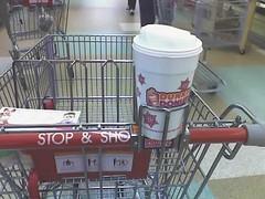 Caffeinated convenience