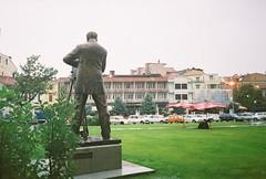 Manaki films Bitola on Rainy Day (Fif') Tags: macedonia yugoslavia balkan skopje macdoine bitola jugoslavija yougoslavie skoplje