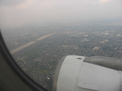 manila (adlaw) Tags: 2004 palawan airplane flight travel philippines canon powershot pro1 pasig river manila pal