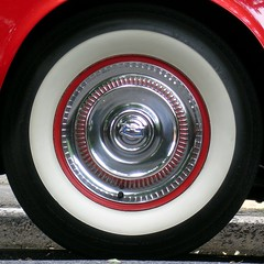 squaredcircle_carwheel (nospuds) Tags: squaredcircle car wheel tyre red squaredcircleconcentric