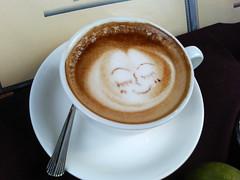 cappuccino (miyagawa) Tags: azabujuban cappuccino
