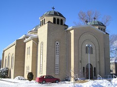 St George (phool 4  XC) Tags: ontario canada church christian stgeorge orthodox orthodoxchristian richmondhill بيتربروباخر phool4xc