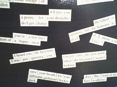 Magnetic Insult Poetry