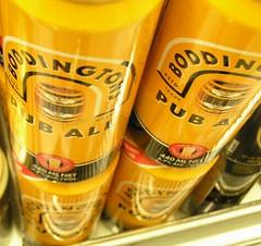 beers @ a supermarket