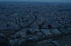 Eighth Arrondissement from Tour Eiffel (Danburg Murmur) Tags: paris france seine geotagged landmarks toureiffel seineriver laseine rpubliquefranaise ruedelongchamp avenuedenewyork avenueduprsidentwilson geo:lon=2294528 geo:lat=4885862 avenuedina