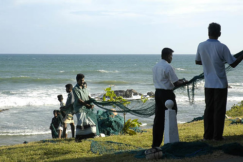 Fishermen in Tangalla 4